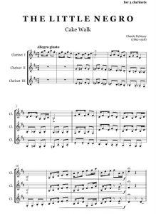 Piazzolla – Libertango arrangement [Music Editors Pack
